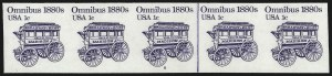 Sale Number 1068, Lot Number 338, 1922-26 and Later Issues1c Omnibus Coil, Imperforate (1897b), 1c Omnibus Coil, Imperforate (1897b)