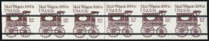 Sale Number 1068, Lot Number 345, 1922-26 and Later Issues9.3c Mail Wagon Coil, Bureau Pre-cancel, Imperforate (1903b), 9.3c Mail Wagon Coil, Bureau Pre-cancel, Imperforate (1903b)