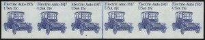 Sale Number 1068, Lot Number 347, 1922-26 and Later Issues17c Electric Auto Coil, Imperforate (1906b), 17c Electric Auto Coil, Imperforate (1906b)