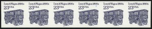 Sale Number 1068, Lot Number 367, 1922-26 and Later Issues23c Lunch Wagon Coil, Imperforate (2466a), 23c Lunch Wagon Coil, Imperforate (2466a)