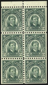 Sale Number 1068, Lot Number 761, U.S. Possessions: Philippines, thru 1926PHILIPPINES, 1906-17, 2c-6c Booklet Panes of Six (242b, 261a, 262b, 276a, 277a, 292c), PHILIPPINES, 1906-17, 2c-6c Booklet Panes of Six (242b, 261a, 262b, 276a, 277a, 292c)