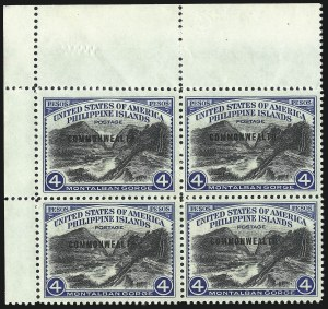 "Sale Number 1068, Lot Number 777, U.S. Possessions: Philippines, 1934-43PHILIPPINES, 1938-40, 2c-5p Small ""Commonwealth"" Ovpts. (433-446), PHILIPPINES, 1938-40, 2c-5p Small ""Commonwealth"" Ovpts. (433-446)"