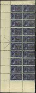Sale Number 1068, Lot Number 804, U.S. Possessions: Philippines, Back-of-Book and Group LotsPHILIPPINES, 1901, 10c Dark Blue, Special Delivery (E1), PHILIPPINES, 1901, 10c Dark Blue, Special Delivery (E1)
