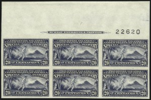 Sale Number 1068, Lot Number 806, U.S. Possessions: Philippines, Back-of-Book and Group LotsPHILIPPINES, 1925, 20c Violet Blue, Lambert Sales Co. Imperforate (E6a), PHILIPPINES, 1925, 20c Violet Blue, Lambert Sales Co. Imperforate (E6a)