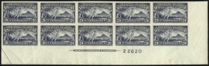 Sale Number 1068, Lot Number 807, U.S. Possessions: Philippines, Back-of-Book and Group LotsPHILIPPINES, 1925, 20c Violet Blue, Lambert Sales Co. Imperforate (E6a), PHILIPPINES, 1925, 20c Violet Blue, Lambert Sales Co. Imperforate (E6a)