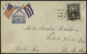 Sale Number 1077, Lot Number 773, Hawaii (Officials)HAWAII, 1896, 5c Black Brown (O2), HAWAII, 1896, 5c Black Brown (O2)