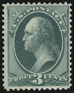 Sale Number 1078, Lot Number 286, 1870 National Bank Note Co. Grilled Issue (Scott 134-144)3c Green, I. Grill (136A), 3c Green, I. Grill (136A)