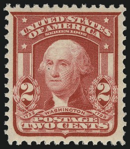 Sale Number 1078, Lot Number 449, 1902-08, Louisiana Purchase, Jamestown Issues2c Carmine, Ty. I (319), 2c Carmine, Ty. I (319)