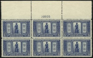 Sale Number 1078, Lot Number 616, 1922-26 and Later Issues1c-5c Lexington-Concord (617-619), 1c-5c Lexington-Concord (617-619)