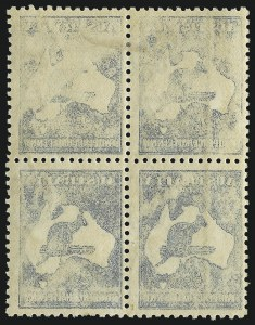 Sale Number 1081, Lot Number 3070, Third Watermark Issue 2-1/2p Indigo, Offset (BW 11Cc), 2-1/2p Indigo, Offset (BW 11Cc)