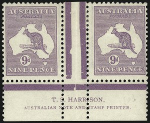 Sale Number 1081, Lot Number 3092, Third Watermark Issue 6p Violet, Die IIB (BW 27zc), 6p Violet, Die IIB (BW 27zc)