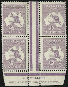 Sale Number 1081, Lot Number 3093, Third Watermark Issue 6p Violet, Die IIB (BW 27zd), 6p Violet, Die IIB (BW 27zd)