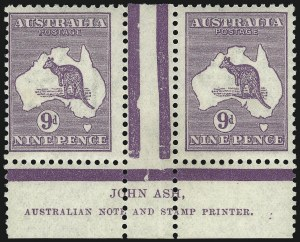 Sale Number 1081, Lot Number 3095, Third Watermark Issue 6p Violet, Die IIB (BW 27zh), 6p Violet, Die IIB (BW 27zh)