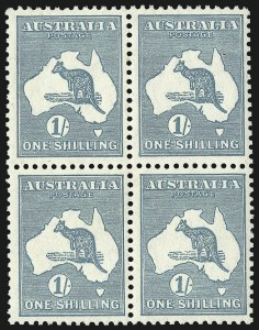 Sale Number 1081, Lot Number 3125, Small Multiple Watermark Issue1sh Emerald (BW 34A; Scott 98; SG 109), 1sh Emerald (BW 34A; Scott 98; SG 109)