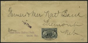 Sale Number 1084, Lot Number 3667, 1898 Trans-Mississippi Issue (Scott 285-293)50c Trans-Mississippi (291), 50c Trans-Mississippi (291)