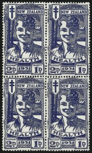 Sale Number 1086, Lot Number 2253, New Zealand thru Northern RhodesiaNEW ZEALAND, 1931, 1p + 1p - 2p + 1p Laughing Boy (B3-4; SG 546-47), NEW ZEALAND, 1931, 1p + 1p - 2p + 1p Laughing Boy (B3-4; SG 546-47)