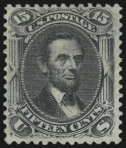 Sale Number 1090, Lot Number 1227, 1867-68 Grilled Issue (Scott 79-101)15c Black, E. Grill (91), 15c Black, E. Grill (91)