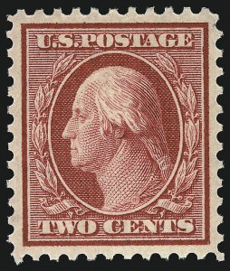 Sale Number 1092, Lot Number 1355, 1916-20 Issues (Scott 462-550)2c Carmine (519), 2c Carmine (519)