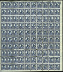 Sale Number 1092, Lot Number 1382, 1922-29 and Later Issues (Scott 551-3069a)5c Hawaii Ovpt. (648), 5c Hawaii Ovpt. (648)