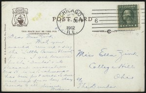 Sale Number 1093, Lot Number 259, 1912-14 Issue (Scott 405-423)1c Green, Coil (410), 1c Green, Coil (410)