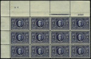 Sale Number 1093, Lot Number 68, 1904 Louisiana Purchase, 1907 Jamestown Issues (Scott 323-330)5c Louisiana Purchase (326), 5c Louisiana Purchase (326)