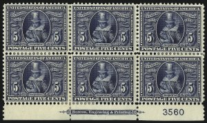 Sale Number 1093, Lot Number 78, 1904 Louisiana Purchase, 1907 Jamestown Issues (Scott 323-330)5c Jamestown (330), 5c Jamestown (330)