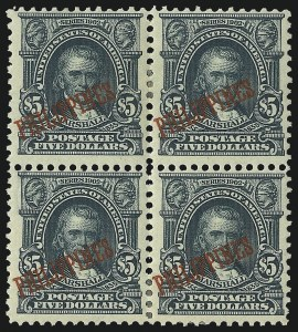 Sale Number 1094, Lot Number 397, United States Possessions: PhilippinesPHILIPPINES, 1903, $5.00 Dark Green (239), PHILIPPINES, 1903, $5.00 Dark Green (239)