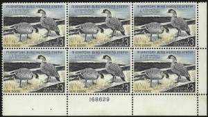 Sale Number 1096, Lot Number 1041, Hunting Permits$3.00 1964 Hunting Permit (RW31), $3.00 1964 Hunting Permit (RW31)