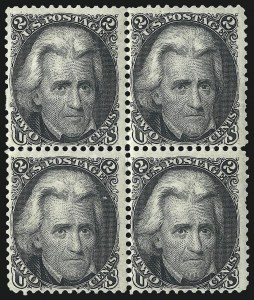 Sale Number 1096, Lot Number 200, 1875 Re-Issue of 1861-66 Issue (Scott 102-111)2c Black, Re-Issue (103), 2c Black, Re-Issue (103)