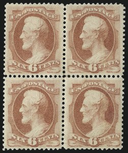 Sale Number 1096, Lot Number 300, 1873-75 Continental Bank Note Co. Issue (Scott 156-166, 178-179)6c Dull Pink (159), 6c Dull Pink (159)