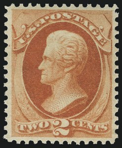 Sale Number 1096, Lot Number 309, 1873-75 Continental Bank Note Co. Issue (Scott 156-166, 178-179)2c Vermilion (178), 2c Vermilion (178)