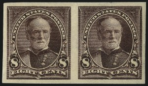 Sale Number 1096, Lot Number 451, 1894 Unwatermarked Bureau Issue (Scott 246-263)1c-10c 1894-95 Issue, Imperforate (255b, 258a, 264a, 272b), 1c-10c 1894-95 Issue, Imperforate (255b, 258a, 264a, 272b)