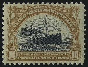 Sale Number 1096, Lot Number 519, 1901 Pan-American Issue (Scott 294-299)1c-10c Pan-American (294-299), 1c-10c Pan-American (294-299)