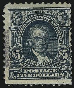 Sale Number 1096, Lot Number 535, 1902-08 Issues (Scott 300-313)1c-$5.00 1902 Issue, Specimen Ovpt. Ty. E (300S-E to 313S-E), 1c-$5.00 1902 Issue, Specimen Ovpt. Ty. E (300S-E to 313S-E)