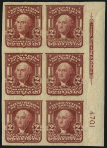 Sale Number 1096, Lot Number 551, 1902-08 Issues (Scott 300-313)1c-2c 1902-08 Issue, Imperforate (314, 320, 320b, 320A), 1c-2c 1902-08 Issue, Imperforate (314, 320, 320b, 320A)