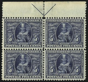 Sale Number 1096, Lot Number 566, 1904-07 Louisiana Purchase & Jamestown Issues (Scott 323-330)1c-5c Jamestown (328-330), 1c-5c Jamestown (328-330)