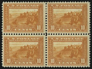 Sale Number 1096, Lot Number 643, 1913-15 Panama-Pacific Issue (Scott 397-404)1c-10c Panama-Pacific (397-399, 400A), 1c-10c Panama-Pacific (397-399, 400A)