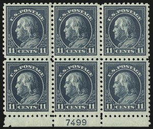 Sale Number 1096, Lot Number 678, 1913-15 Washington-Franklin Issues (Scott 424-461)1c-12c 1913-15 Issues (424-429, 431-435), 1c-12c 1913-15 Issues (424-429, 431-435)