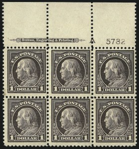 Sale Number 1096, Lot Number 742, 1917-19 Issues (Scott 498-524)1c-$1.00 1917-19 Issue (498-499, 501-504, 506-518), 1c-$1.00 1917-19 Issue (498-499, 501-504, 506-518)