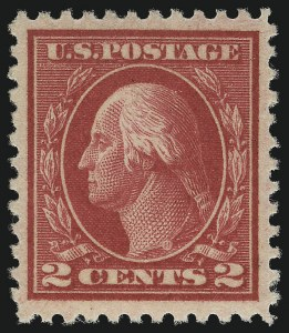 Sale Number 1096, Lot Number 745, 1917-19 Issues (Scott 498-524)2c Deep Rose, Ty. Ia (500), 2c Deep Rose, Ty. Ia (500)