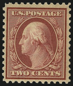 Sale Number 1096, Lot Number 753, 1917-19 Issues (Scott 498-524)2c Carmine (519), 2c Carmine (519)