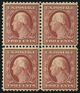 Sale Number 1096, Lot Number 754, 1917-19 Issues (Scott 498-524)2c Carmine (519), 2c Carmine (519)