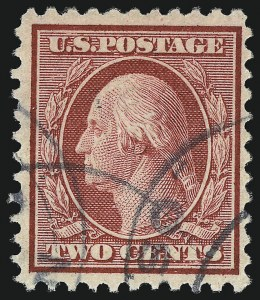Sale Number 1096, Lot Number 756, 1917-19 Issues (Scott 498-524)2c Carmine (519), 2c Carmine (519)