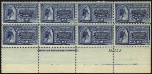 Sale Number 1096, Lot Number 829, Special Delivery (Scott E1-E10)10c Blue, Special Delivery (E2), 10c Blue, Special Delivery (E2)