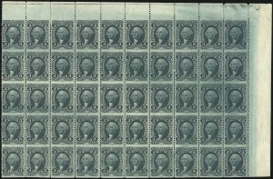 Sale Number 1100, Lot Number 141, Revenues (R1 thru R93c)3c Telegraph, Part Perforated (R19b), 3c Telegraph, Part Perforated (R19b)
