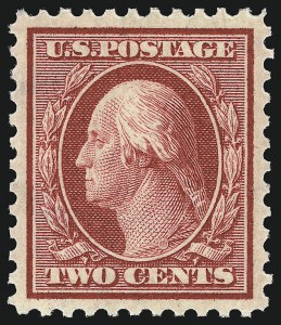 Sale Number 1106, Lot Number 3160, 1902-08 Issue and Later Issues2c Carmine (519), 2c Carmine (519)