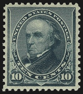 Sale Number 1107, Lot Number 298, 1873-93 Bank Note Co. Issue (Scott 156-229)10c Green (226), 10c Green (226)