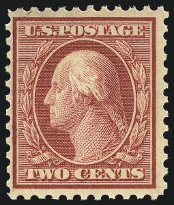 Sale Number 1107, Lot Number 504, 1917-23 Issues (Scott 498-546)2c Carmine (519), 2c Carmine (519)