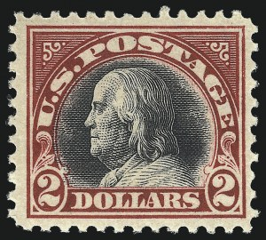 Sale Number 1107, Lot Number 505, 1917-23 Issues (Scott 498-546)$2.00, $5.00 1918-20 Issues (523-524, 547), $2.00, $5.00 1918-20 Issues (523-524, 547)