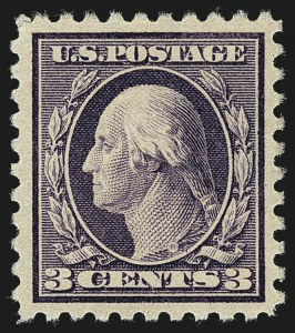 Sale Number 1111, Lot Number 509, 1916-17 Issues (Scott 462-480)1c-11c 1916-17 Issue (462-465, 473), 1c-11c 1916-17 Issue (462-465, 473)